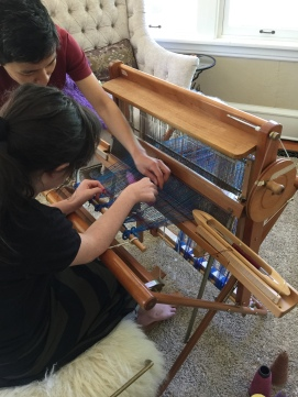 chiaki sarah weaving